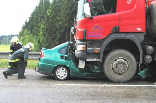truck accident prevention